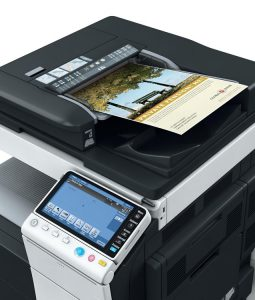 Renkli Fotokopi Makinesi